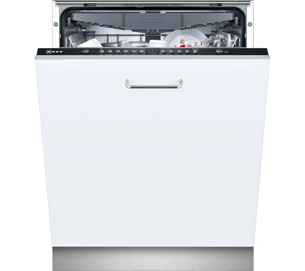 NEFF N50 S513K60X1G Full-size Fully Integrated Dishwasher