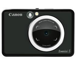 CANON Zoemini S Instant Camera - Black