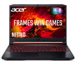 "ACER Nitro 5 AN515 15.6"" Gaming Laptop - Intel® Core™ i5, GTX 1660 Ti, 1 TB HDD & 128 SSD"