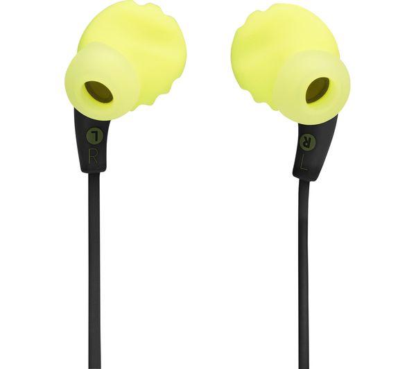 Buy Jbl Endurance Run Wireless Bluetooth Earphones Lime Black Free Delivery Currys