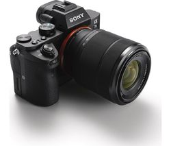 a7 II Mirrorless Camera with FE 28-70 mm f/3.5-5.6 OSS Lens
