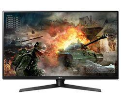"LG 32GK850G Quad HD 31.5"" LCD Monitor - Black"