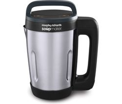MORPHY RICHARDS 501028 Soup Maker - Stainless Steel