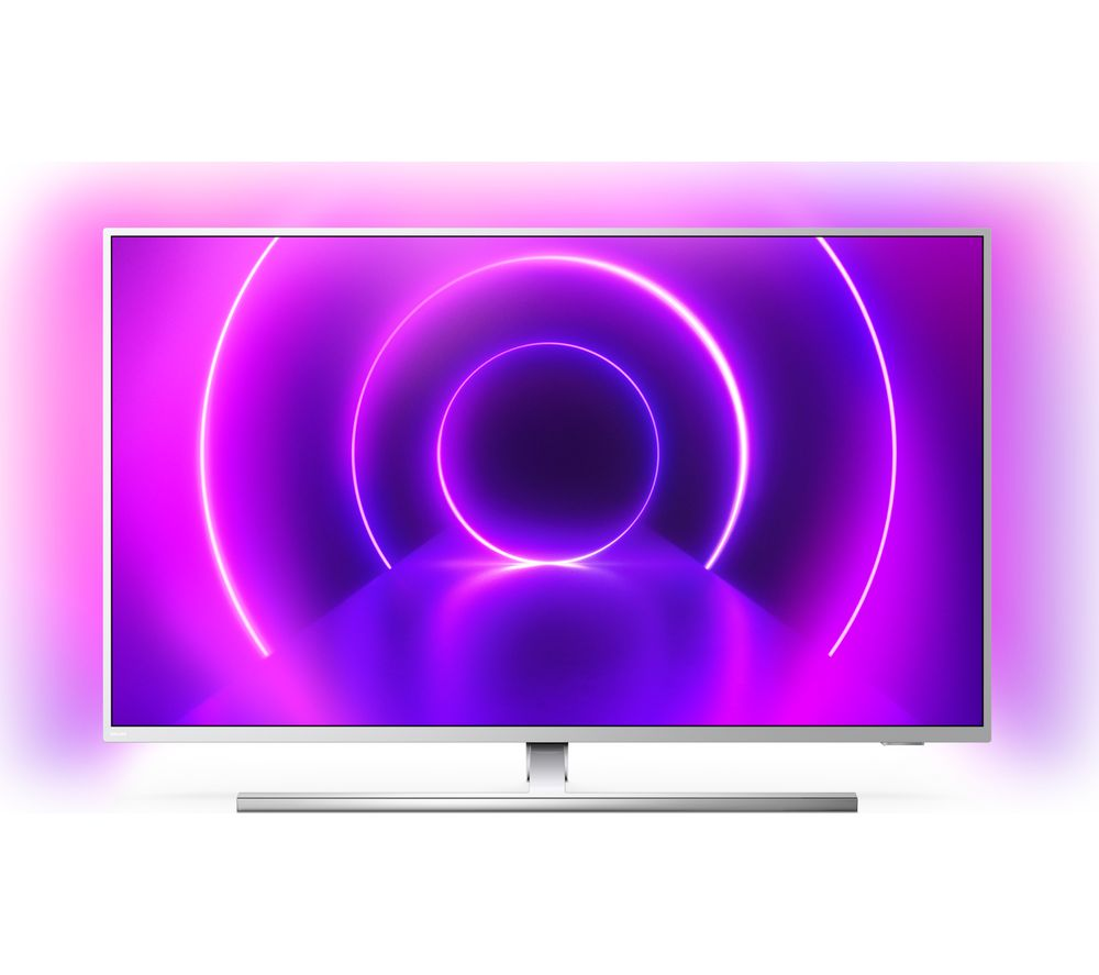 50  PHILIPS 50PUS8555  Smart 4K Ultra HD HDR LED TV with Google Assistant