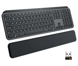 MX Keys Plus Wireless Mechanical Keyboard