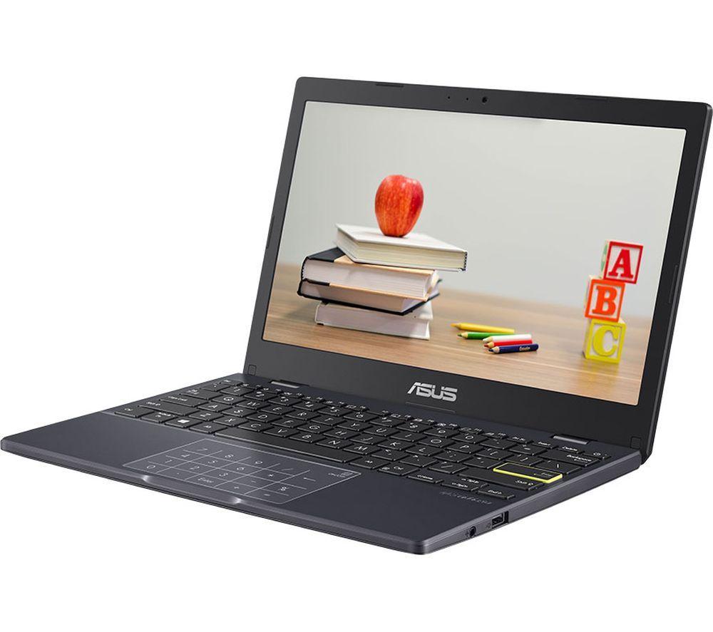"ASUS E210MA 11.6"" Laptop - Intel® Celeron®, 64 GB eMMC, Blue"