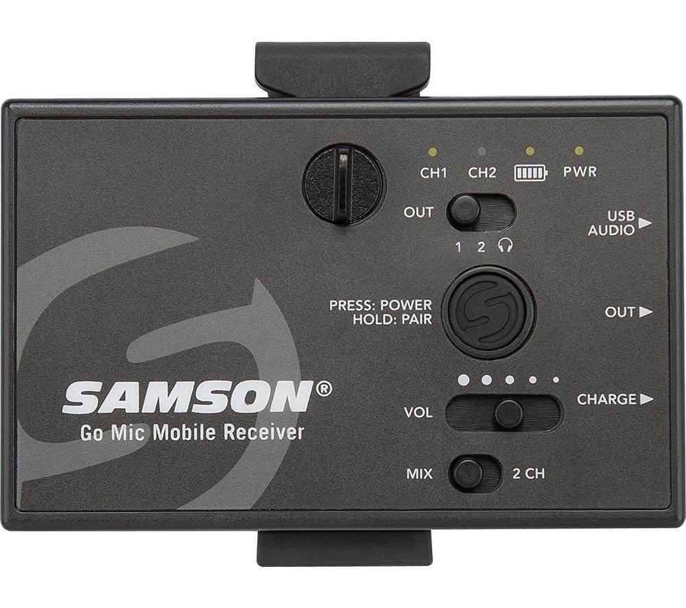 SAMSON Go Mic Mobile Wireless Audio Receiver