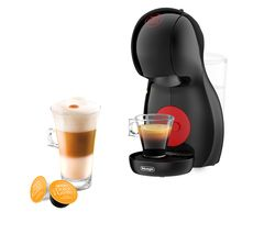 by De'Longhi Piccolo XS Manual EDG210B Coffee Machine - Black