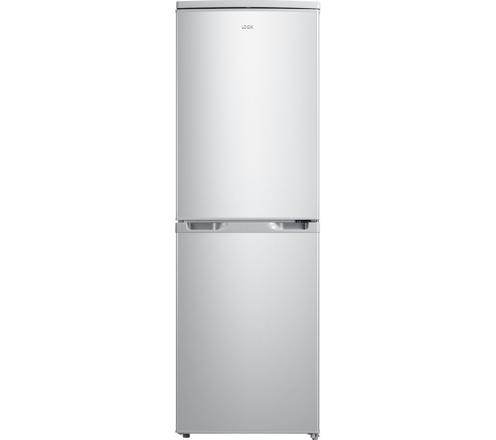 LOGIK LFC50S20 50/50 Fridge Freezer - Silver