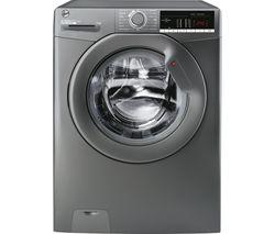 H-Wash 300 H3W49TGGE NFC 9 kg 1400 Spin Washing Machine - Graphite