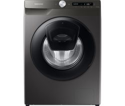 Series 5+ AddWash WW90T554DAN/S1 WiFi-enabled 9 kg 1400 Spin Washing Machine - Graphite