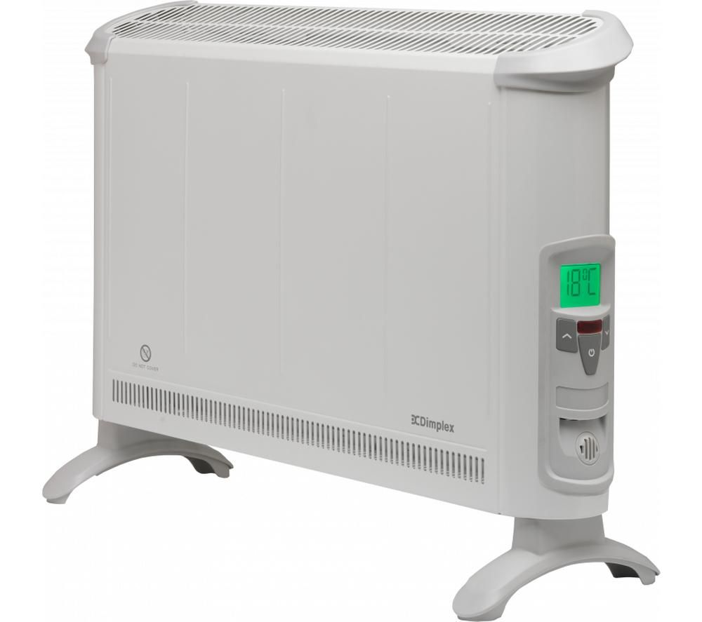 Image of DIMPLEX 402E Portable Convector Heater - White & Grey, White