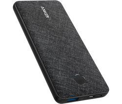 PowerCore Metro Slim 10000 Portable Power Bank - Black