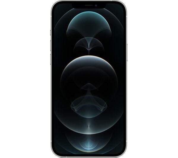 APPLE iPhone 12 Pro Max - 128 GB, Silver