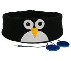 SR1-PEN-02-C Kids Headphones - Penguin