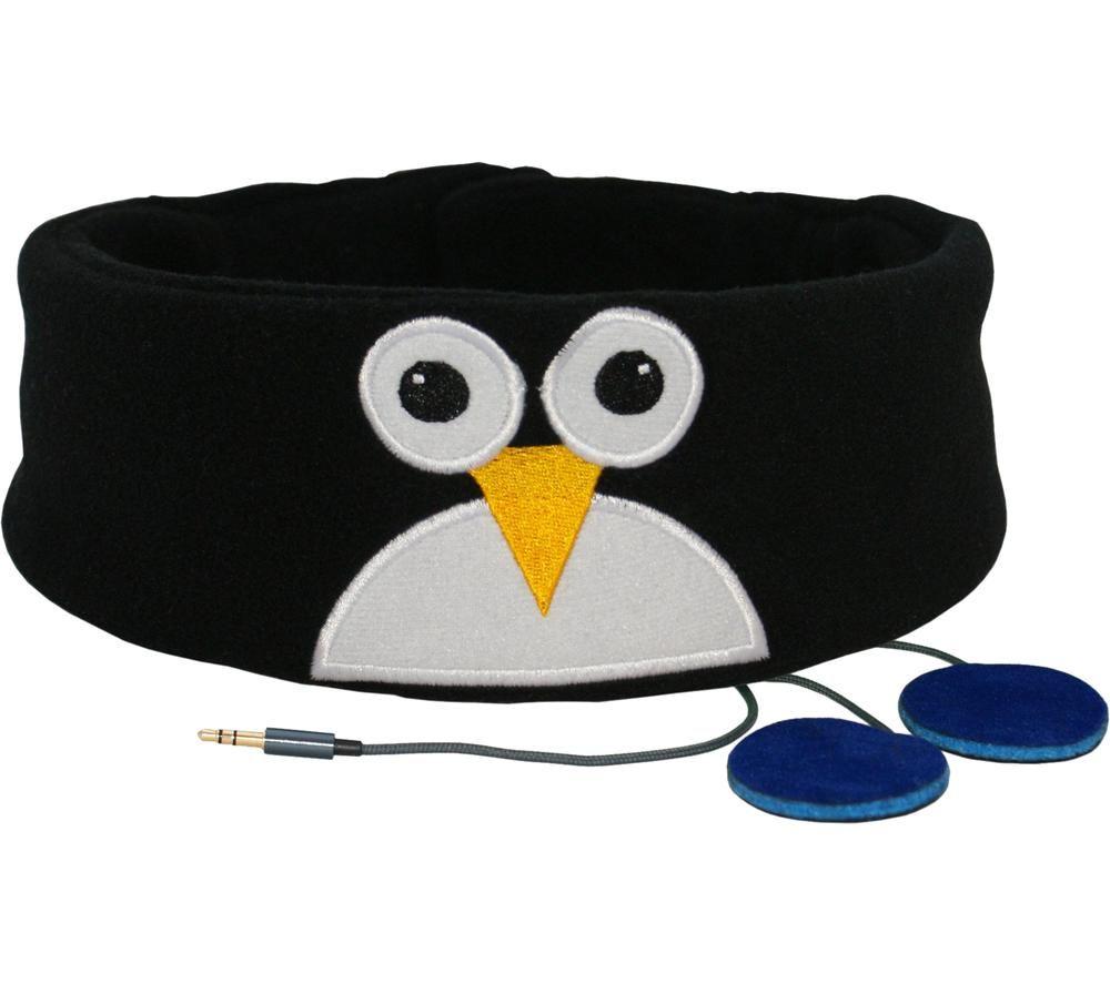 SNUGGLY RASCALS SR1-PEN-02-C Kids Headphones - Penguin