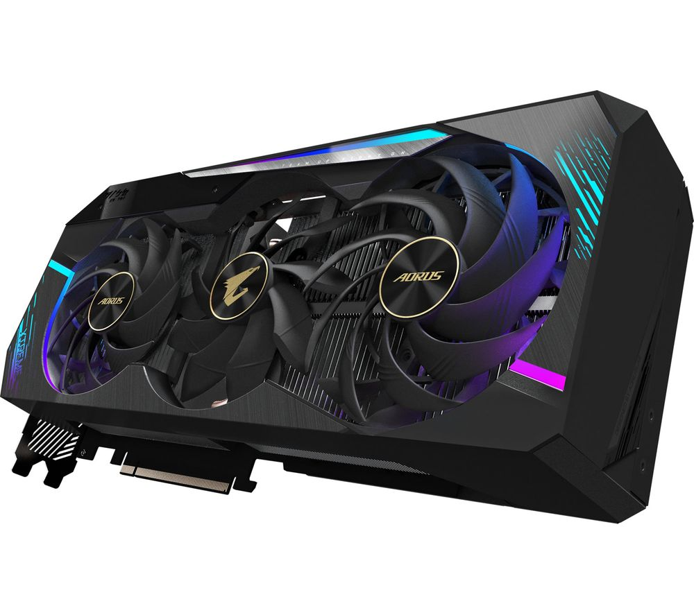 GIGABYTE GeForce RTX 3080 10 GB AORUS XTREME Graphics Card