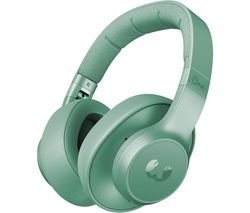 Clam ANC Wireless Bluetooth Noise-Cancelling Headphones - Green