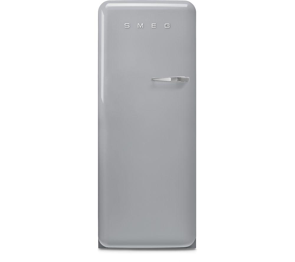 SMEG FAB28LSV5 Tall Fridge - Silver
