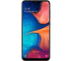 Galaxy A20e - 32 GB, Black