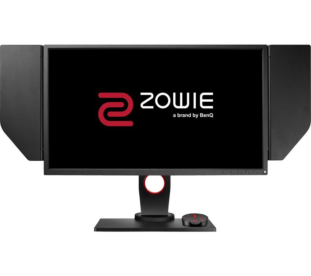 "Image of BENQ Zowie XL2546 Full HD 24.5"" LCD Gaming Monitor - Black, Black"
