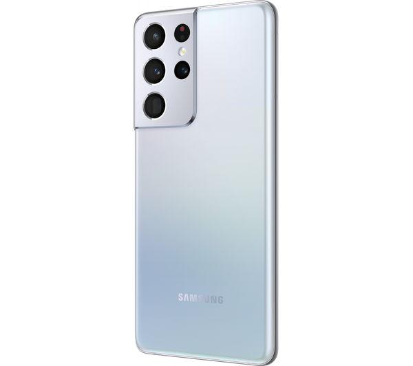 Samsung Galaxy S21 Ultra 5G - 256 GB, Phantom Silver 2