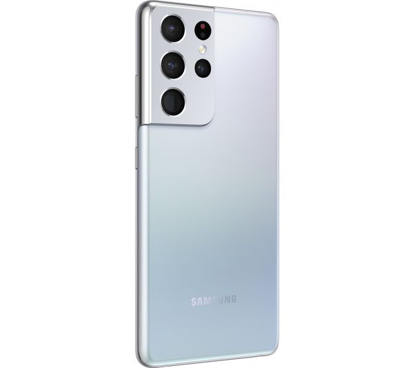 Samsung Galaxy S21 Ultra 5G - 256 GB, Phantom Silver 3