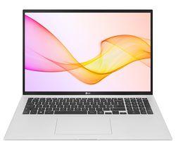 """GRAM 17Z90P 17"""" Laptop - Intel® Core™ i5, 512 GB SSD, Silver"""