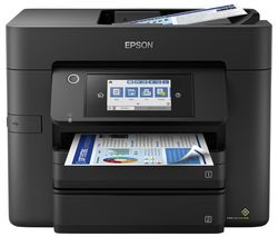 WorkForce Pro WF-4830DTWF All-in-One Wireless Inkjet Printer with Fax
