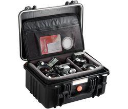 Supreme 37D VGCSUP37D Hard Shell Camera Case - Black