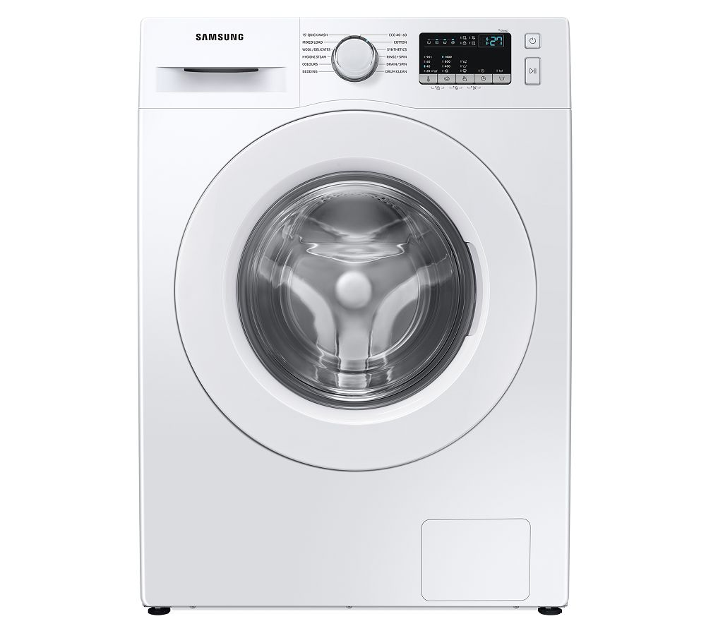SAMSUNG Series 4 WW70T4040EE/EU 7 kg 1400 Spin Washing Machine - White, White