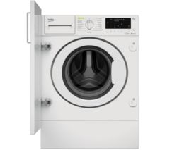 RecycledTub WDIK854451 Bluetooth Integrated 8 kg Washer Dryer