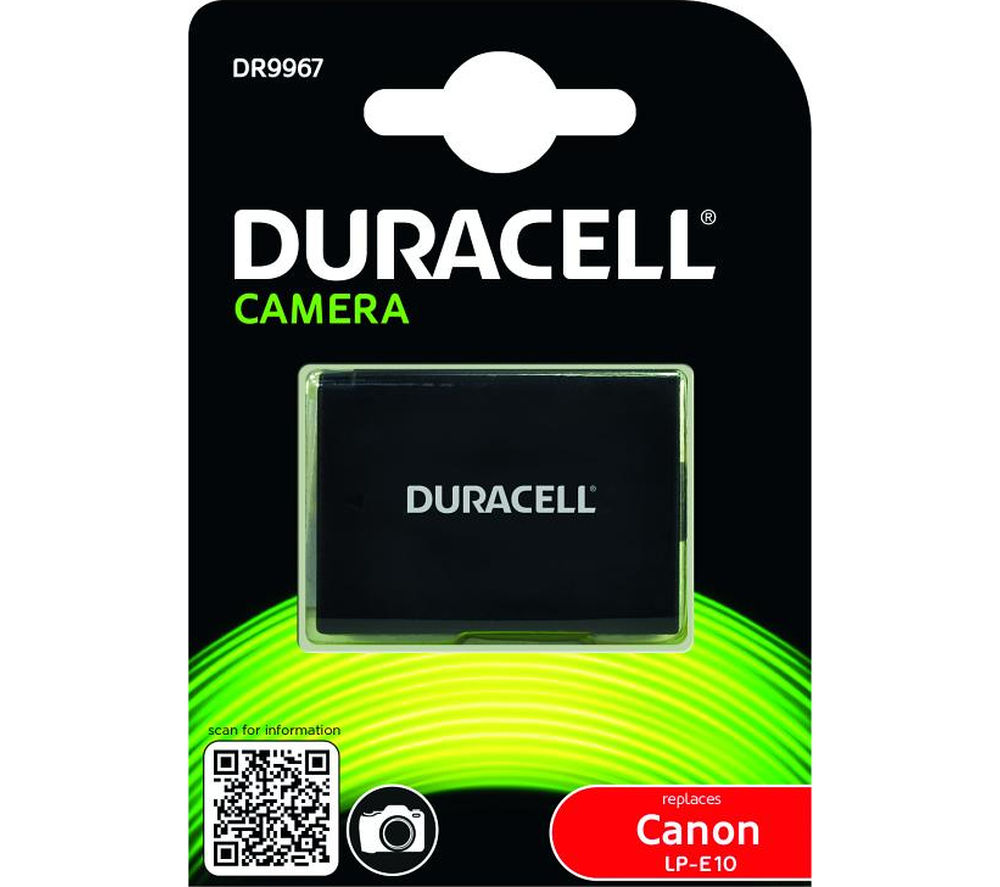 Compare retail prices of Duracell DR9967 Li-Ion Rechargeable Camera Battery to get the best deal online