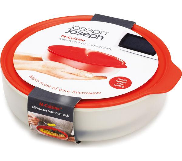 Buy joseph joseph m cuisine cool touch microwave dish for Art cuisine stone cookware