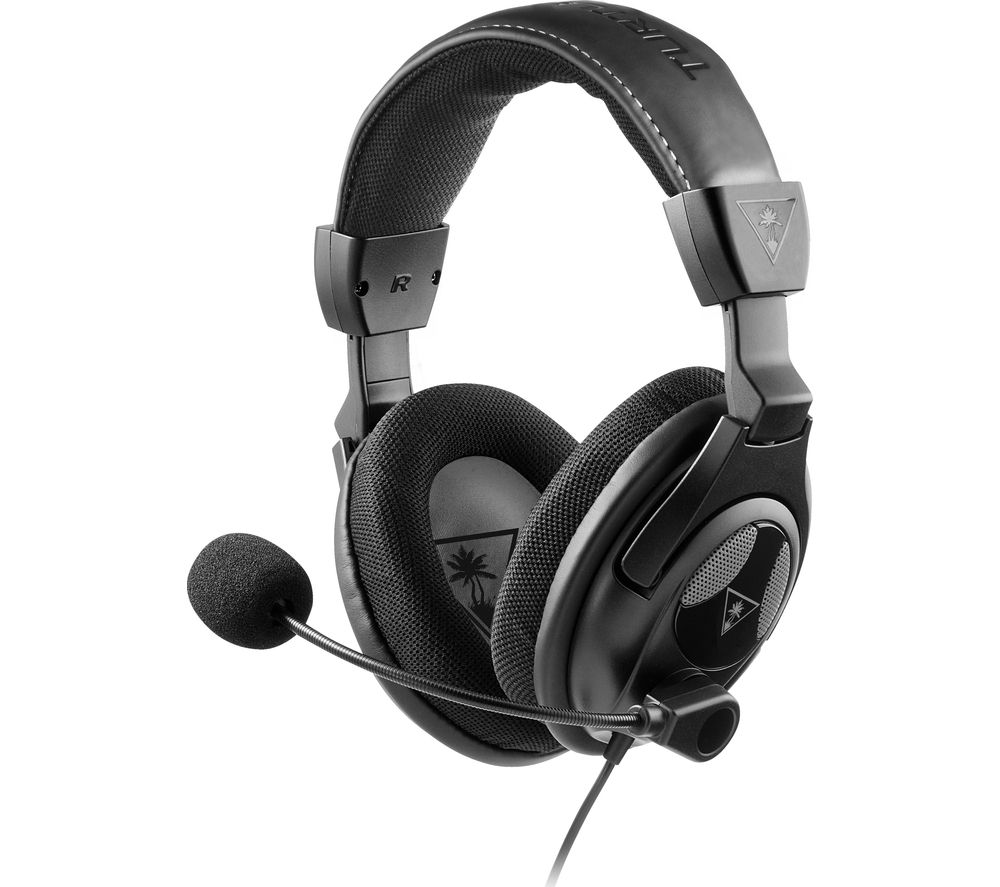 TURTLE BEACH Earforce PX24 Gaming Headset - Black