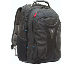 "WENGER Carbon 17"" Laptop Backpack - Black"