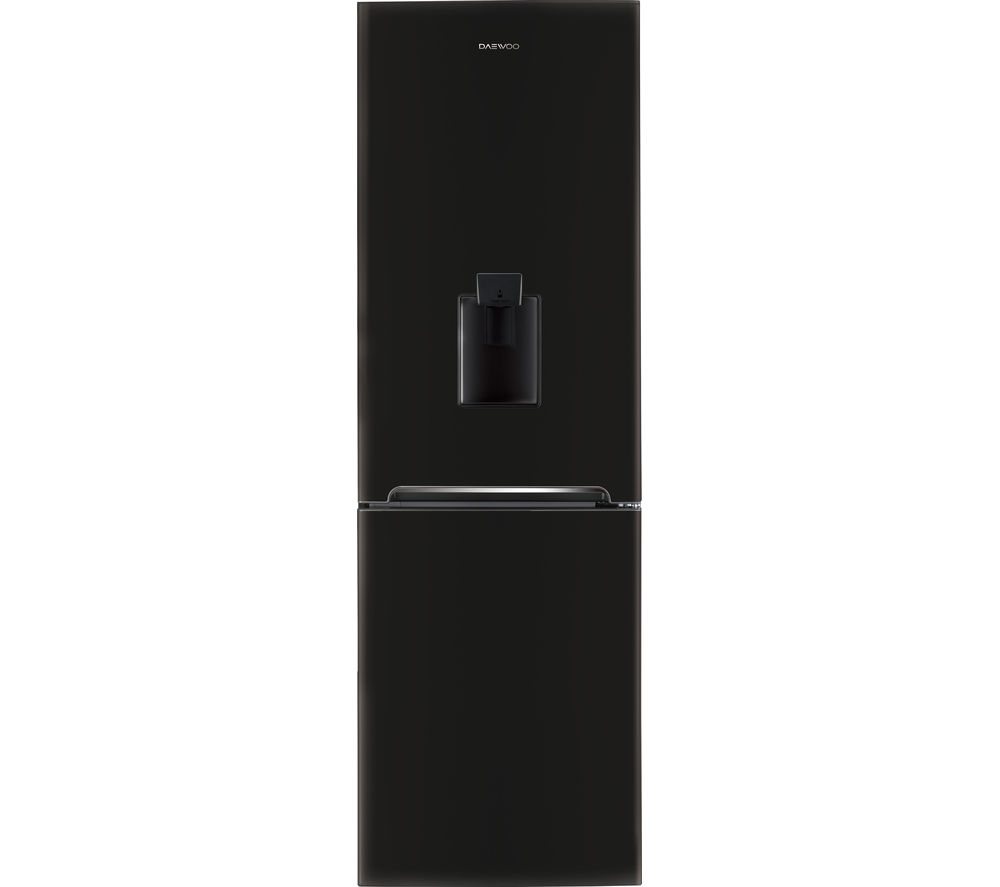 DAEWOO RN37DB 60/40 Fridge Freezer - Black