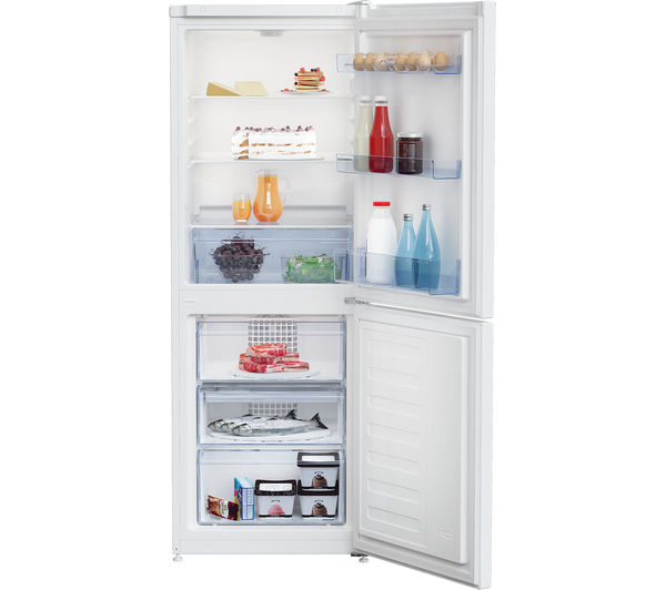 BEKO CFG1552W Fridge Freezer - White