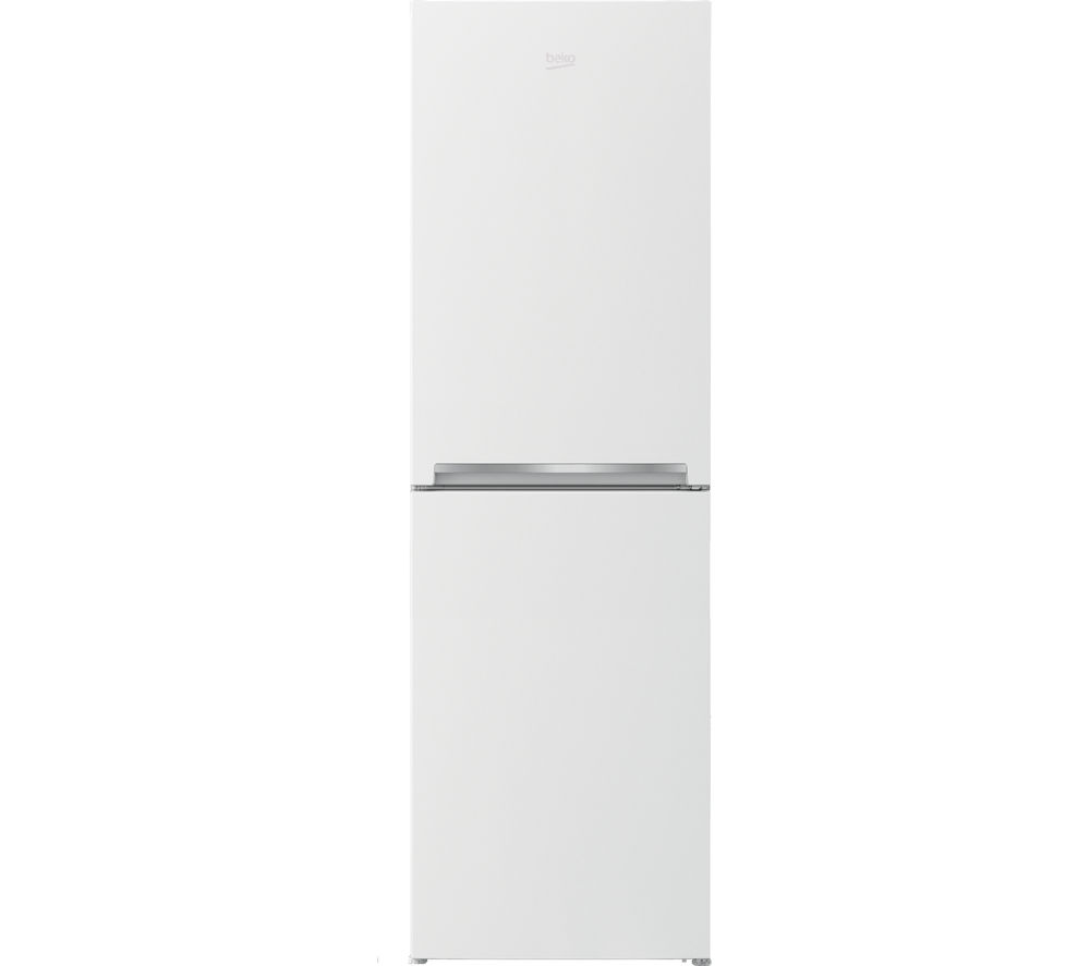 BEKO CFG1552W Fridge Freezer - White, White