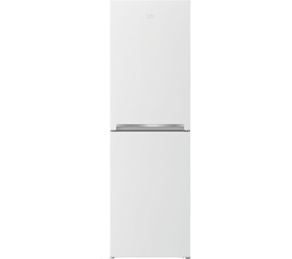 BEKO CFG1552W Fridge Freezer - White