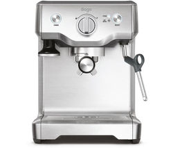 SAGE by Heston Blumenthal Duo Temp Pro Coffee Machine - Silver