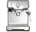 SAGE by Heston Blumenthal Duo Temp Pro Coffee Machine - Silver