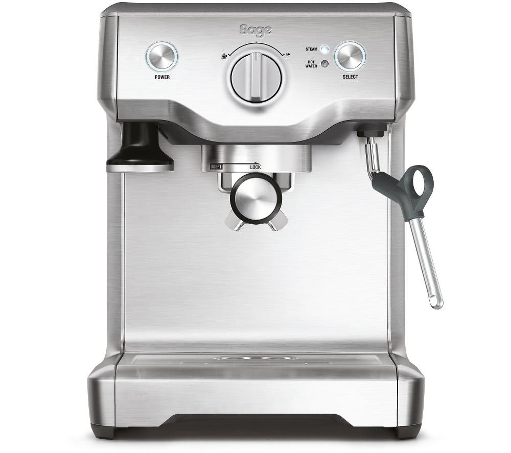 Compare prices for Sage by Heston Blumenthal Duo Temp Pro Bean to Cup Coffee Machine