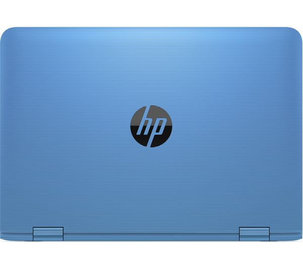 hp stream x360 11 6 2 in 1 aqua blue deals pc world