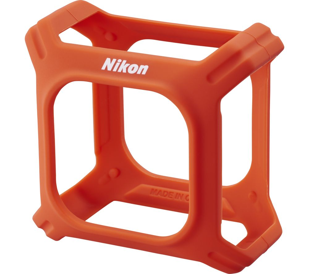NIKON CF AA-1 KeyMission 360 Silicone Jacket - Orange