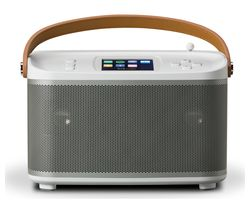 ROBERTS R-Line R100 Wireless Smart Sound Multi-Room Speaker - White