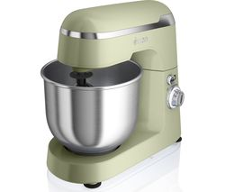 SWAN Retro SP25010GN Stand Mixer - Green