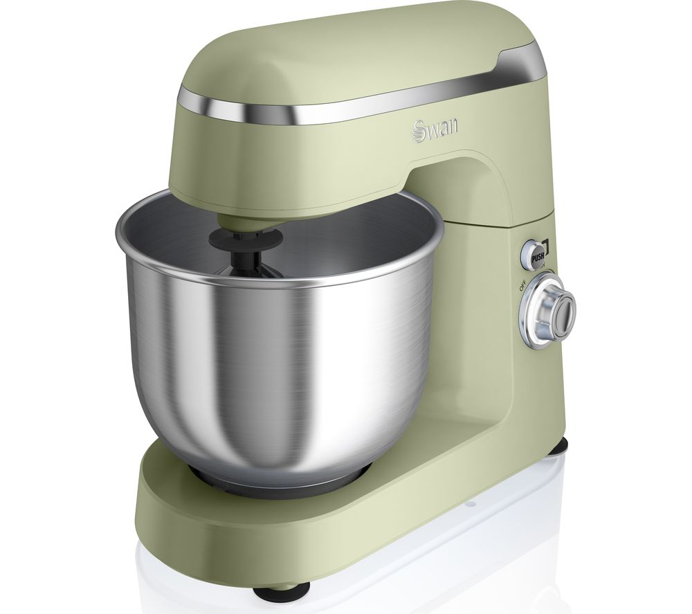 Buy SWAN Retro SP25010GN Stand Mixer - Green