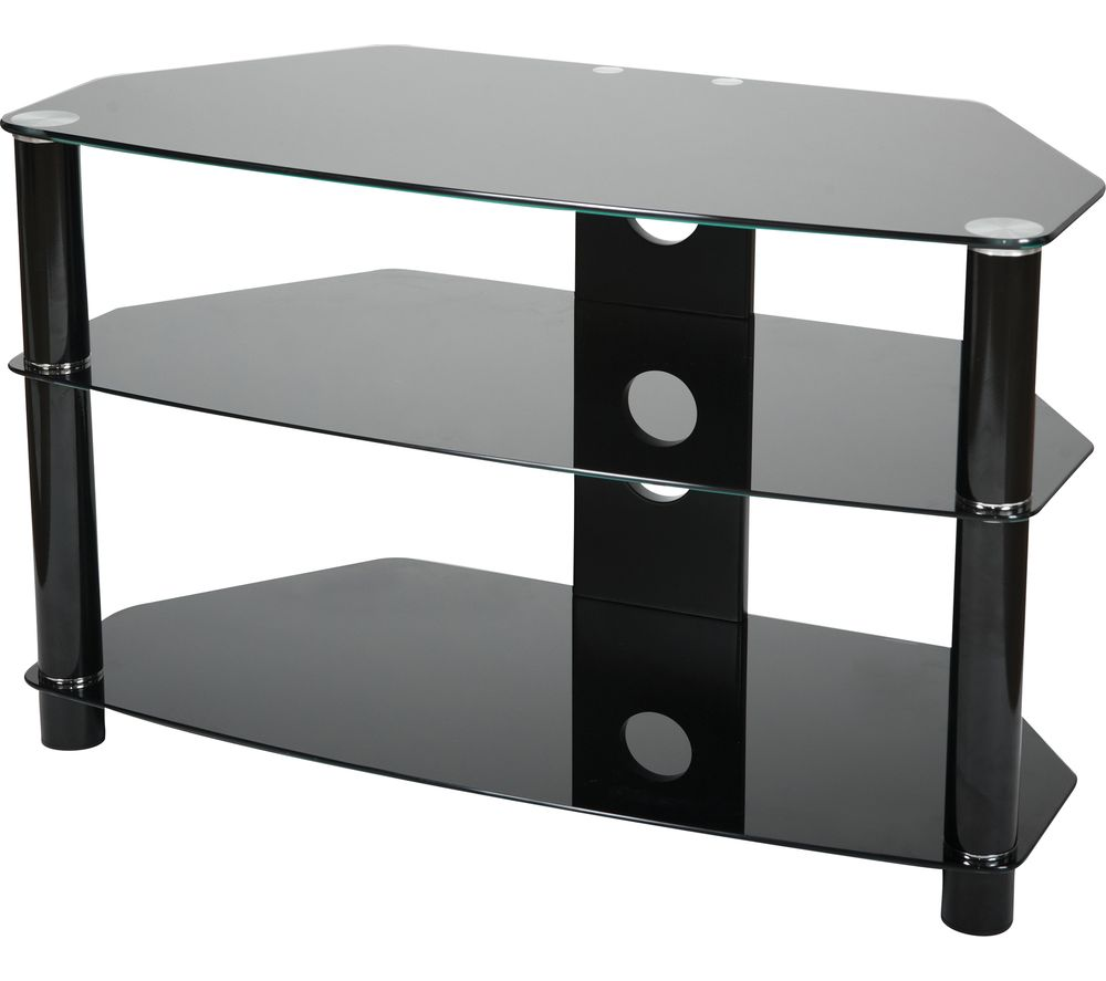 VIVANCO Brisa 800 B TV Stand - Black