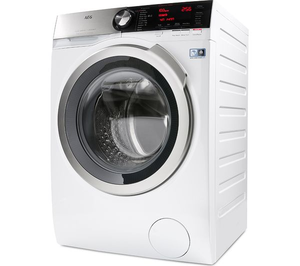 Buy AEG ProSteam L7FEC146R Washing Machine - White | Free ...